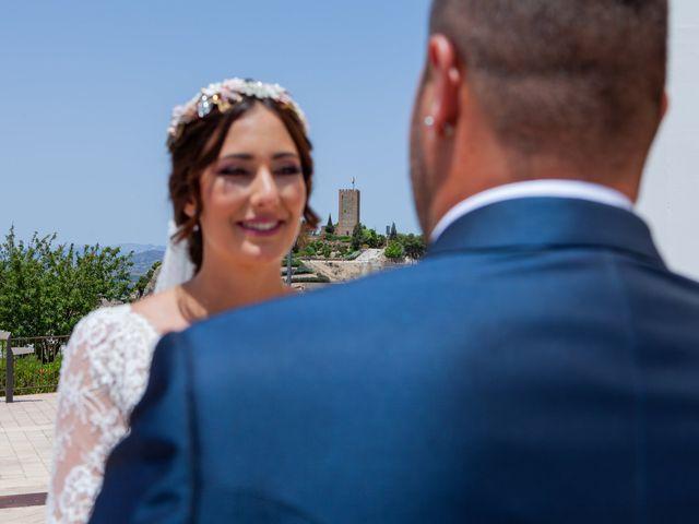 La boda de Raquel y Fran en Arenas, Málaga 11