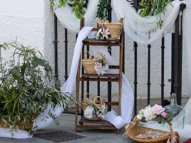 La boda de Raquel y Fran en Arenas, Málaga 14