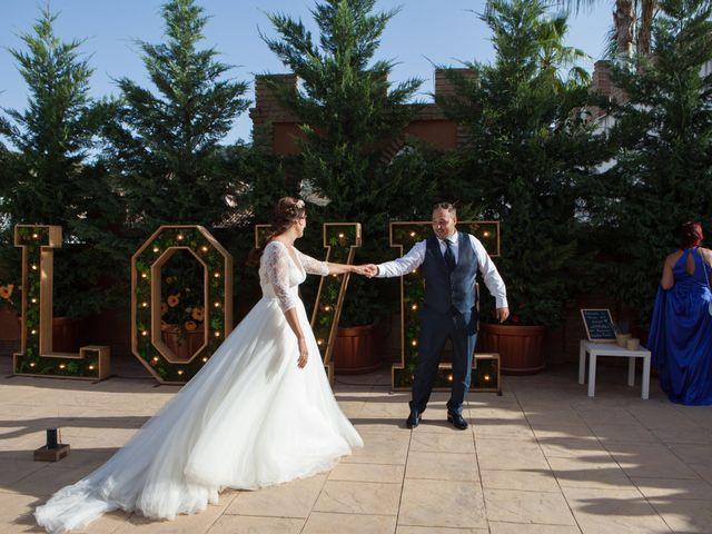 La boda de Raquel y Fran en Arenas, Málaga 17