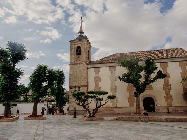 La boda de Maribel y Miguel en Cubas De La Sagra, Madrid 1