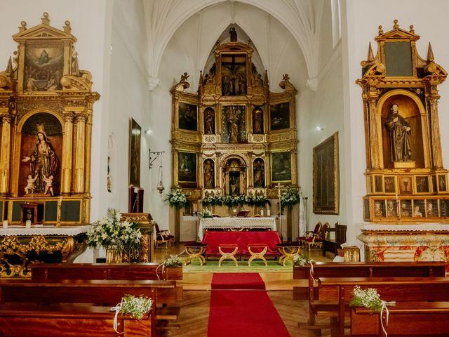 La boda de Maribel y Miguel en Cubas De La Sagra, Madrid 2