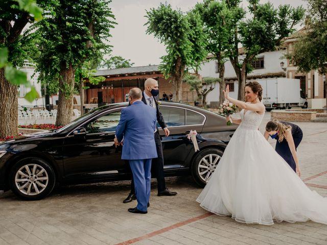 La boda de Maribel y Miguel en Cubas De La Sagra, Madrid 4