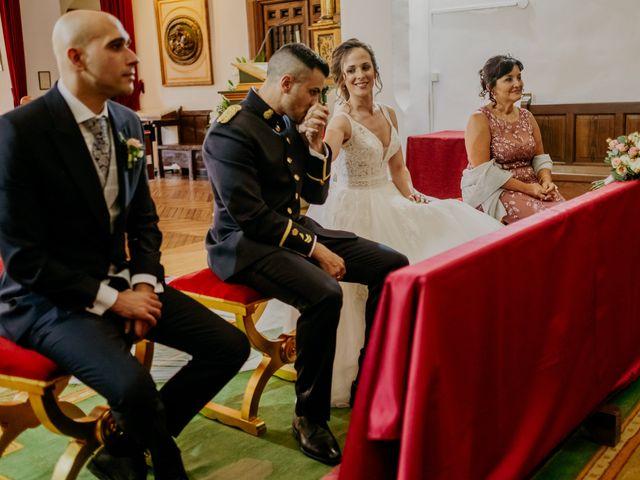 La boda de Maribel y Miguel en Cubas De La Sagra, Madrid 12