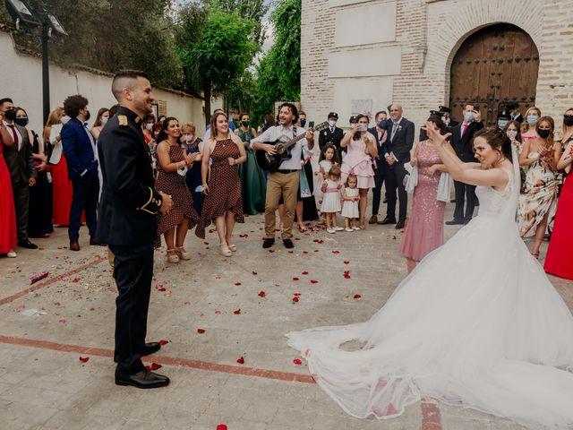 La boda de Maribel y Miguel en Cubas De La Sagra, Madrid 20