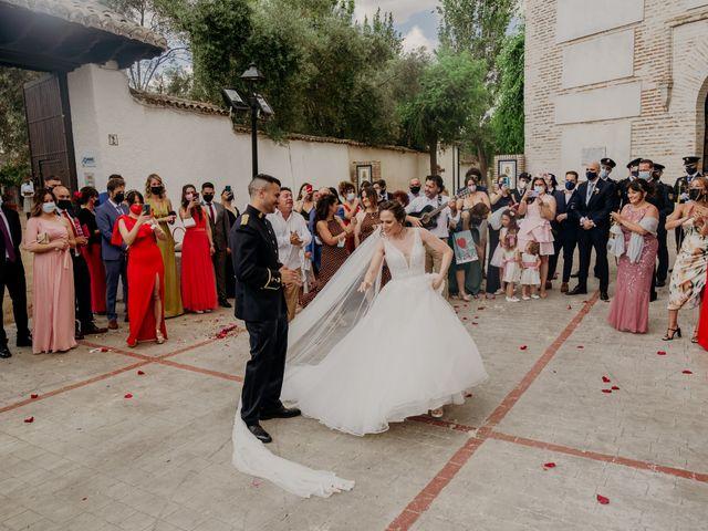 La boda de Maribel y Miguel en Cubas De La Sagra, Madrid 21