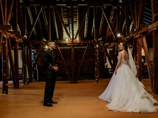 La boda de Maribel y Miguel en Cubas De La Sagra, Madrid 29