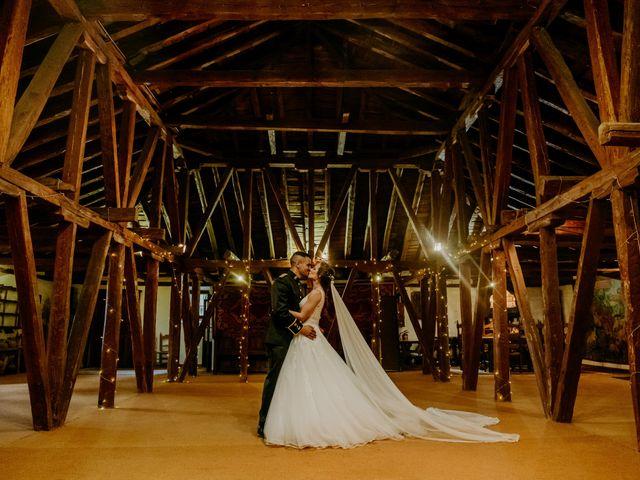 La boda de Maribel y Miguel en Cubas De La Sagra, Madrid 31