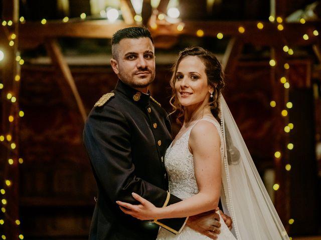 La boda de Maribel y Miguel en Cubas De La Sagra, Madrid 33