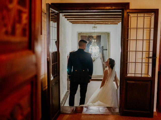 La boda de Maribel y Miguel en Cubas De La Sagra, Madrid 34