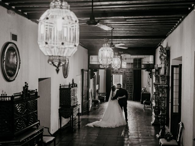 La boda de Maribel y Miguel en Cubas De La Sagra, Madrid 36