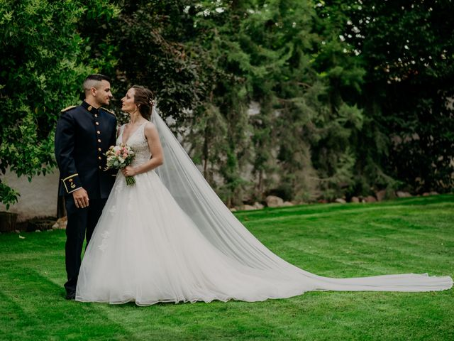 La boda de Maribel y Miguel en Cubas De La Sagra, Madrid 37