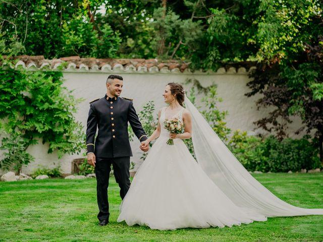 La boda de Maribel y Miguel en Cubas De La Sagra, Madrid 41