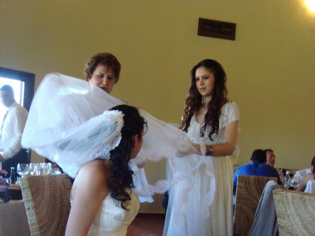La boda de Marian y Rocío en Fuentealamo, Albacete 2