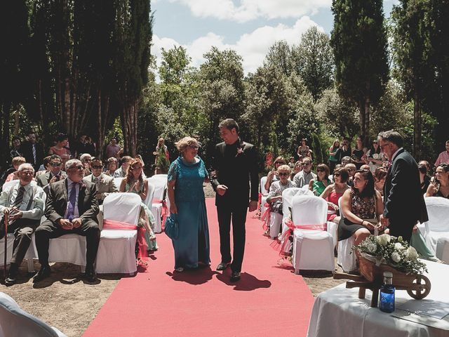 La boda de Joan Lluis y Anna en Vimbodi, Tarragona 10