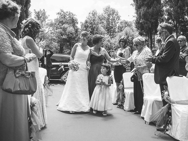 La boda de Joan Lluis y Anna en Vimbodi, Tarragona 12