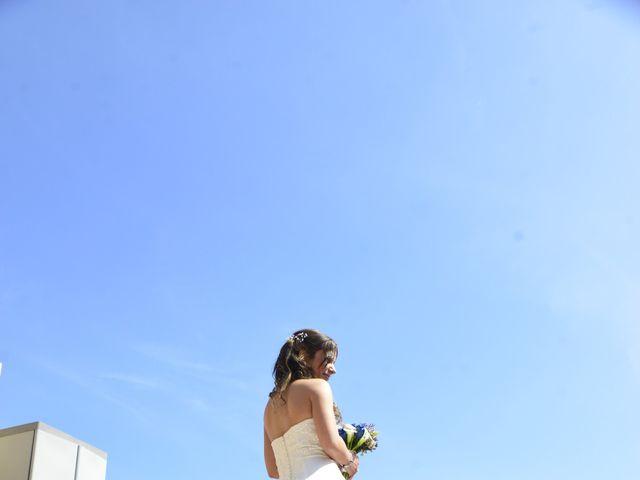 La boda de Alex y Pili en Sant Vicenç De Montalt, Barcelona 5