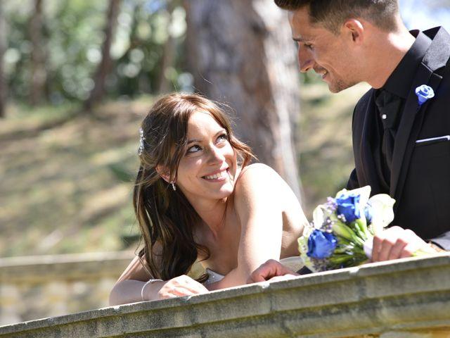 La boda de Pili y Alex