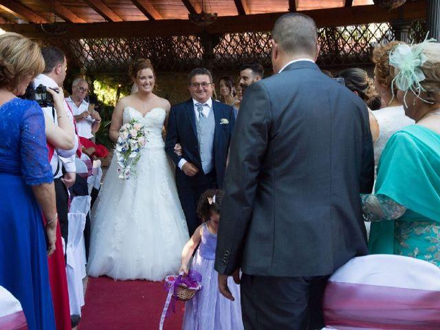 La boda de Dani y Miriam en Vallirana, Barcelona 5