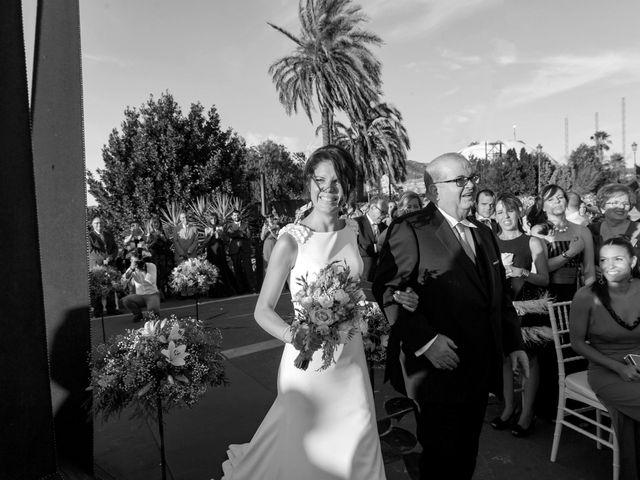 La boda de Alejandro y Ana en Jun, Granada 15