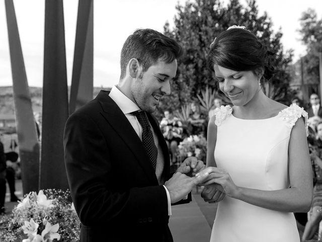 La boda de Alejandro y Ana en Jun, Granada 16