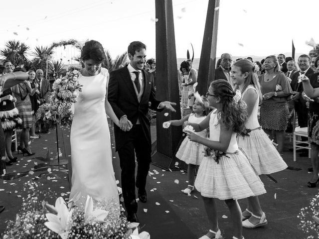 La boda de Alejandro y Ana en Jun, Granada 17