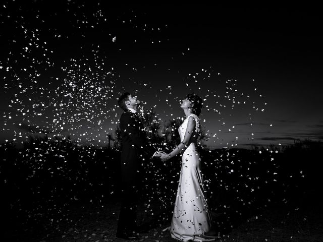 La boda de Alejandro y Ana en Jun, Granada 20