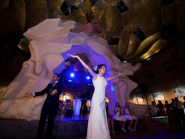 La boda de Alejandro y Ana en Jun, Granada 22