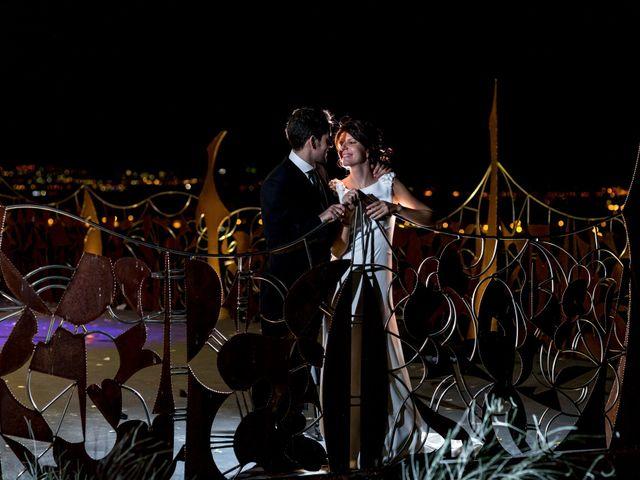 La boda de Alejandro y Ana en Jun, Granada 21