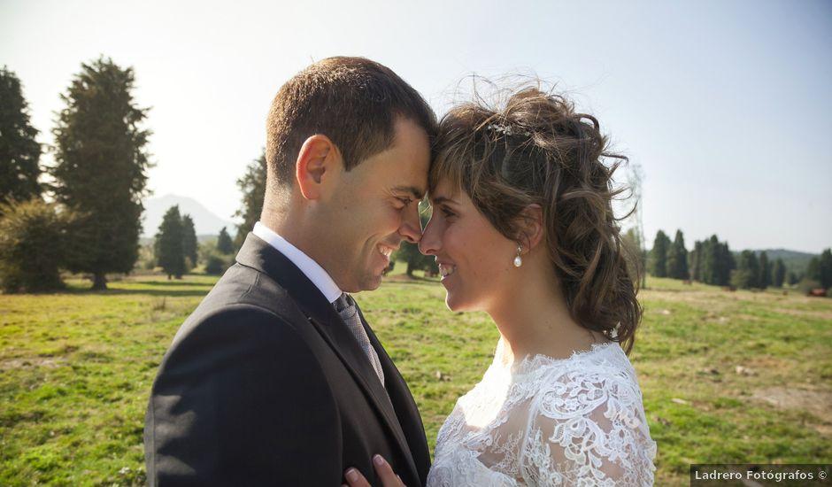 La boda de Xabi y Amaia en Larrabetzu, Vizcaya