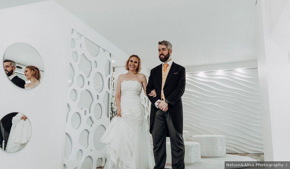 La boda de Raúl y Natalia en Madrid, Madrid