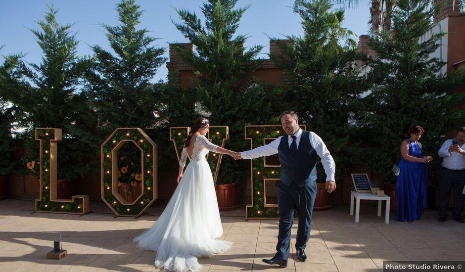 La boda de Raquel y Fran en Arenas, Málaga