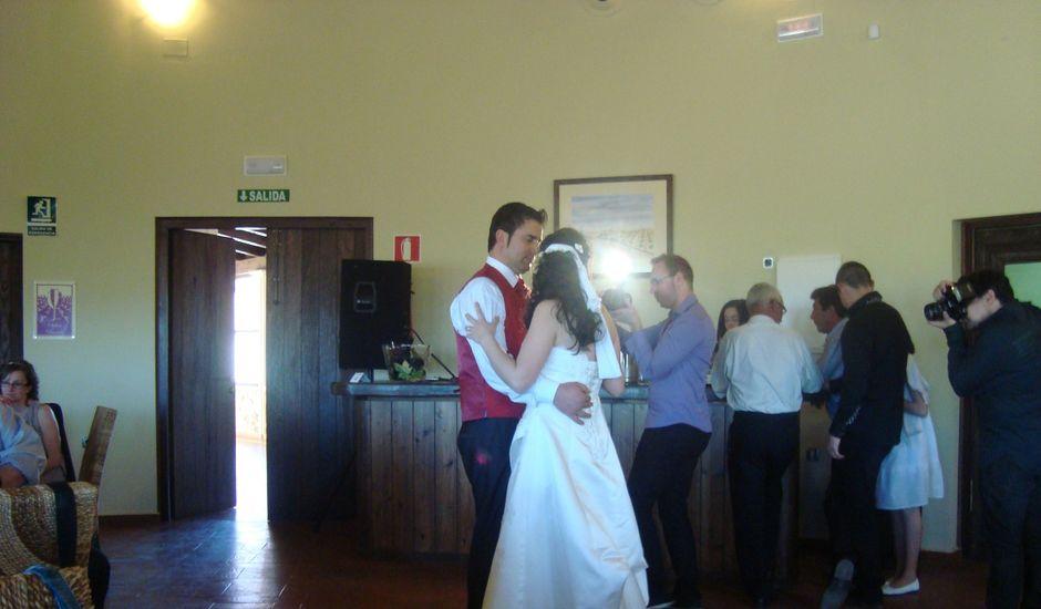La boda de Marian y Rocío en Fuentealamo, Albacete