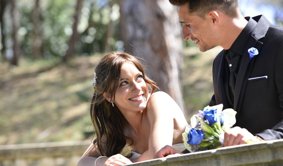La boda de Alex y Pili en Sant Vicenç De Montalt, Barcelona