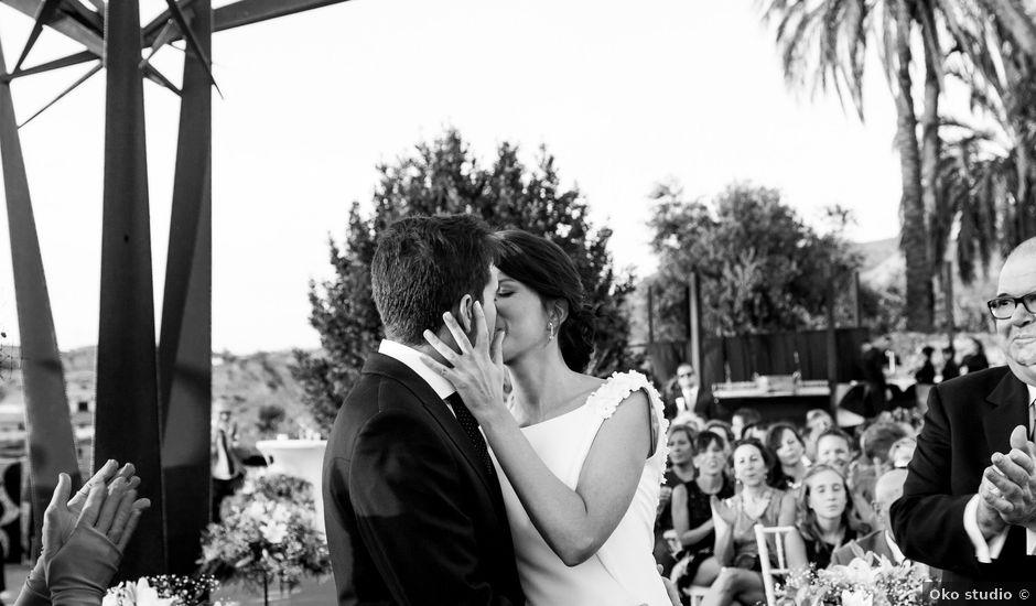 La boda de Alejandro y Ana en Jun, Granada