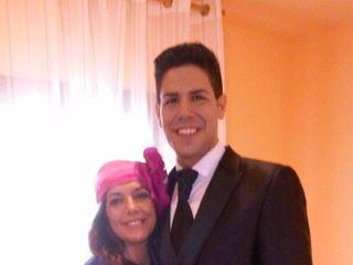 La boda de Mónica  y Aitor 1
