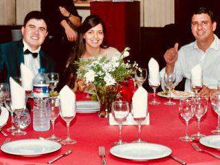 La boda de Leandra y Julio Henrique 1