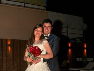 La boda de Leandra y Julio Henrique 2