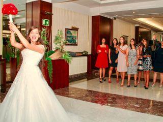 La boda de Leandra y Julio Henrique 3