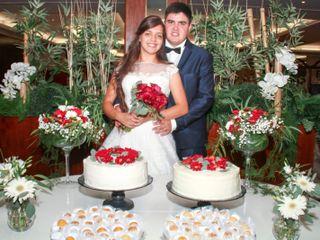 La boda de Leandra y Julio Henrique