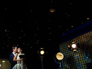 La boda de Rocio y Joan