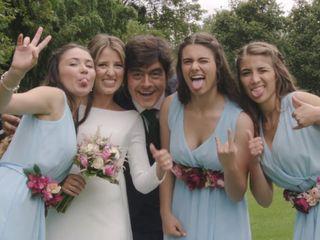La boda de Ángela y Lucas 1