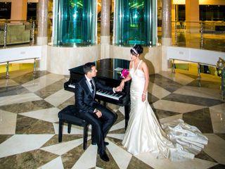 La boda de Javi y Elena