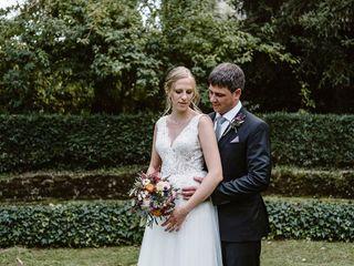 La boda de Anne y Xavi