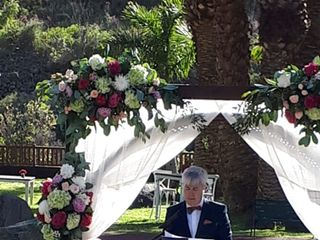 La boda de Céline y Fran 3