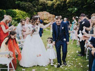 La boda de Silvia y Emili