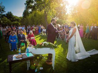 La boda de Ocarina y Jorge