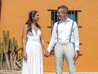 La boda de Berta y Marcos