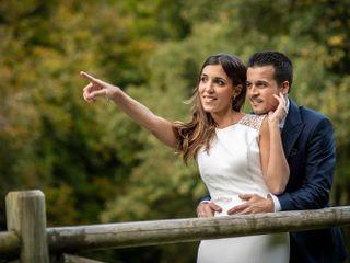 La boda de Aitana y Gonzálo