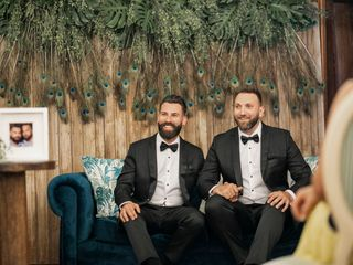 La boda de Paco y Aarón