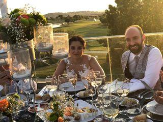 La boda de Roberto y Nuria